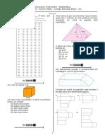 Simulado 3º Bimestre - (Mat. 3ª Série Em) - Blog Do Prof. Warles