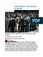 Media, national projects, neo fascism in precarious society.docx