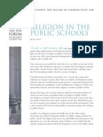 2007_PEW_Religion in Public Schools.pdf