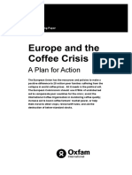 Europe and the Coffee Crisis