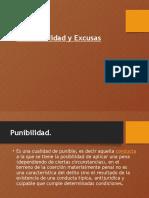 La Punibilidad y Excusas Absolutorias