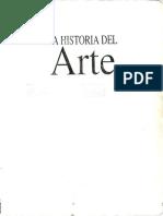 Gombrich. La Historia Del Arte