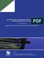 Libro Valorac Rep Léx - D. Carreres