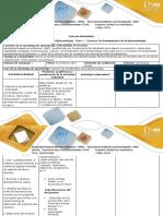 Guía de Actividades y Rúbrica de Evaluación-fase 1-Conocer Los Fundamentos de La Epistemología (1)