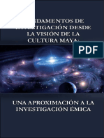 Fundamentos de Investigacion Maya