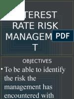 risk management sample analysis