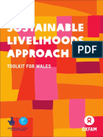 The Sustainable Livelihoods Approach