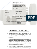 Chapa Electrica Justo
