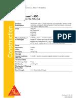 Sika PDS E SikaCeram -150