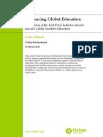 Resourcing Global Education