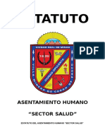 Estatuto Sector Salud