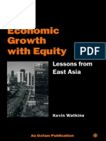 Economic Growth with Equity