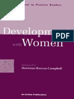 Development with Women