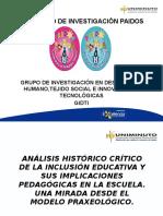 Analisi Historico Crítico de La Inclusion Educativa (1)