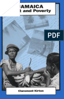 Jamaica Debt and Poverty
