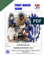 Marine Electricity NC II