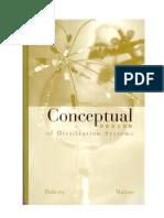 Capítulo uno, libro destilacion 2000