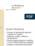 5 System Modeling