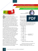 Transformasi FMEA Menjadi HFMEA Sebuah Upaya Pengendalian Risiko Pada Bidang Kesehatan