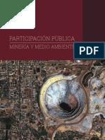 ELAW Participación Pública, Minería y Medio Ambiente