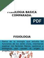 Fisiologia Basica Comparada