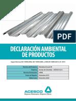 Metaldeck-declaracion-ambiental