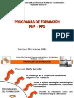 PNF PFG TRAYECTOS
