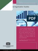Management Organisation Studies Eng Master