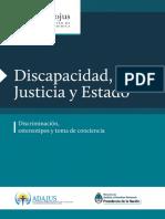 Estereotipos Discriminacion y Toma de Conciencia
