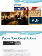 Camp Constitution Power Point Presentation