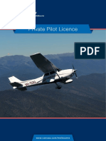 Private Pilot Licence