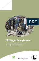 Challenges Facing Farmers: A report into upland farming and farming families in Teesdale