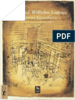 Leibniz G W-Escritos Filosóficos