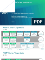 ARM Cortex Portfolio - Public Version - 2116
