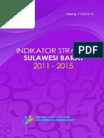Indikator-Strategis-Sulawesi-Barat-2011-2015