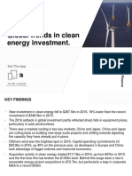 BNEF Clean Energy Investment Q4 2016 Factpack