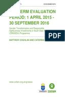 GRAISEA: Mid-Term Evaluation April 2015-September 2016