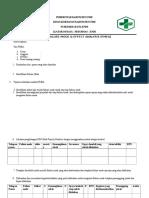 formulir FMEA