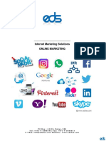 EDS Online Marketing Profile