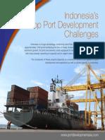 5 Indonesia's Top Port Development Challenges