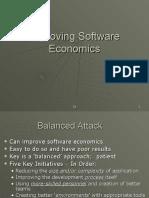 AIMA Second Lecture Software Project Management Economics