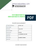 RLC Waste Management Procedure