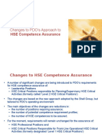 5HSE Competence Assurance Changes to PDO Approach V5 (1)