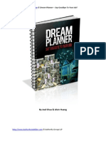 Dream Planner Final