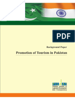 PromotionofTourisminPakistan_BackgroundPaper
