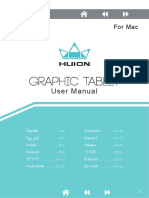 12 Languages MAC Manual
