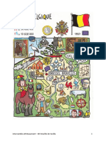 Cuaderno de viaje Bélgica 2017