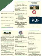 Bit Fdp Sem Brochure 2017
