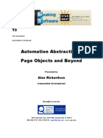 Automation Abstractions