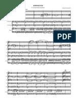 Andaluza Trio Con Cuerdas